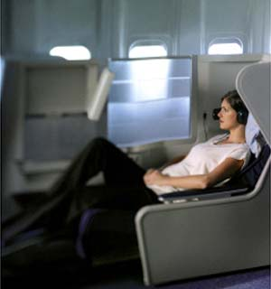 Business Class facilities