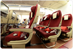 Business Class Cabins