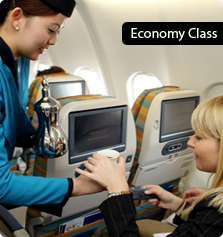 Oman Air Economy Class Flights