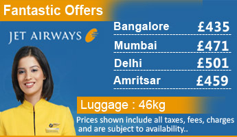 Jet Airways Fantastic Sale